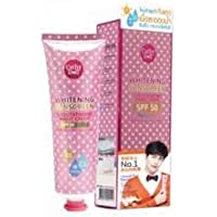 Cathy Doll Whitening Sunscreen L-Glutathione Magic Cream SPF 50 PA+++ - the next level of sunscreen protection moves beyond mere protection against the sun and UV rays, 60ml