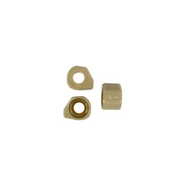 Dr Pulley 18x14 Sliding Roller Weights 9.5 Gram