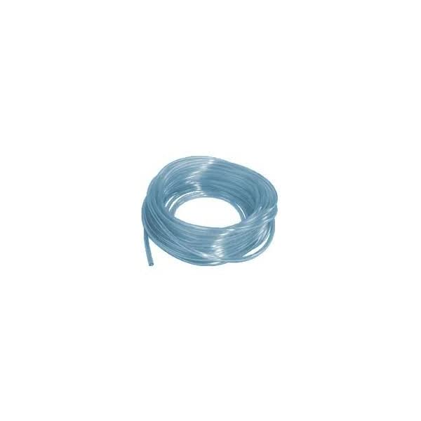 25 ft Length Clear 1//4 inch Diameter High-Performance Urethane Round Belting