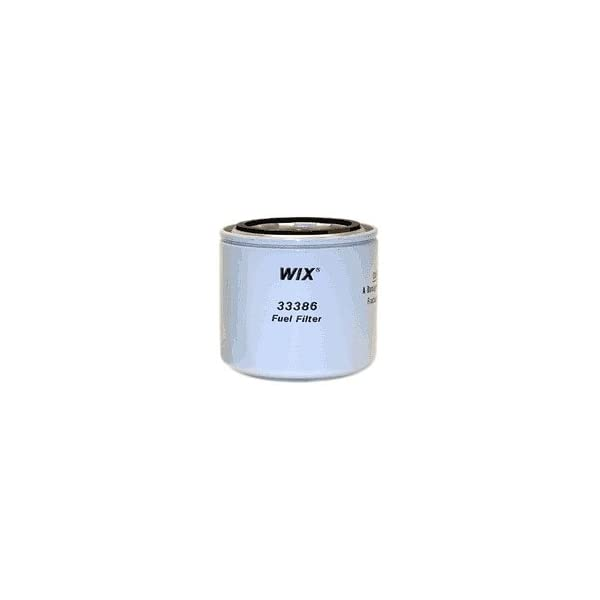 33263 Heavy Duty Cartridge Fuel Metal Canister WIX Filters Pack of 1
