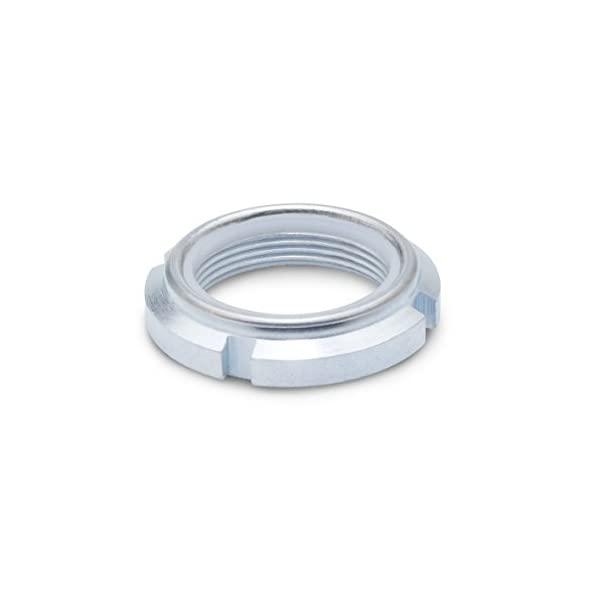 Steel Zinc Plated GN1804.1 Winco 1804.1-M50X1.5 Slotted Spanner Lock Nut with Polyamide Insert M50 x 10.5 J.W