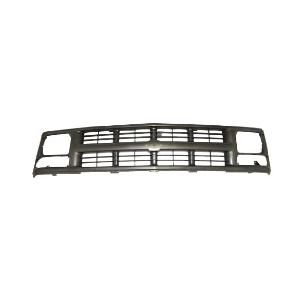 Partslink Number GM1200142 OE Replacement Chevrolet Grille Assembly