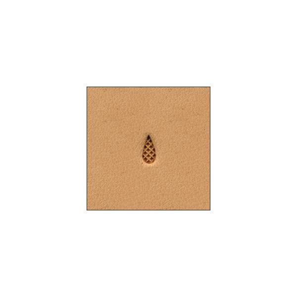 Tandy Leather A114 Craftool� Background Stamp 6114-00