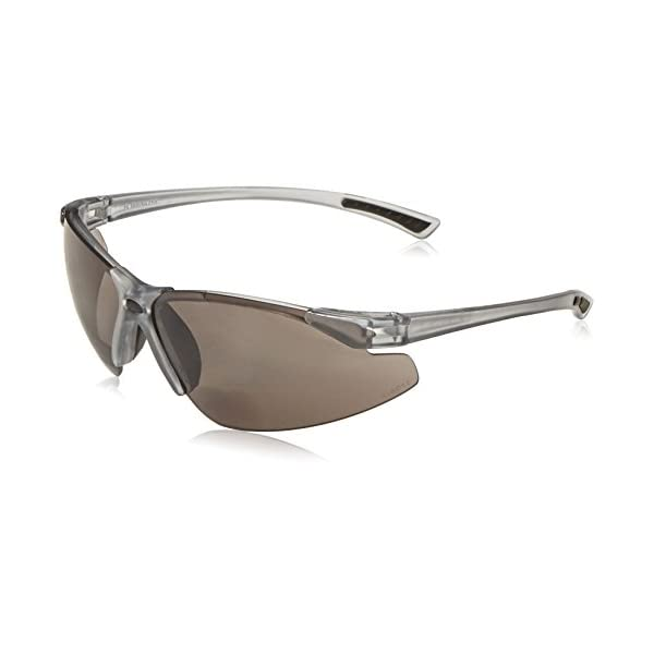 Radians C2-115 Bi-Focal Reading Safety Glasses with Clear 1.5 Lens