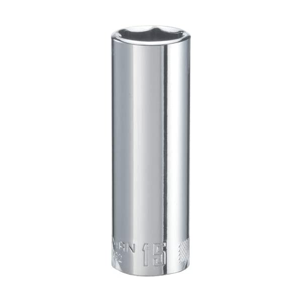 CMMT43541 3//8-Inch Drive 9mm 6-Point CRAFTSMAN Shallow Socket Metric