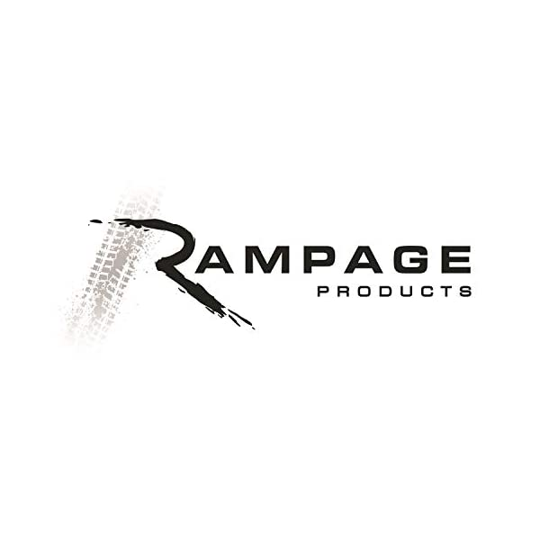 fits Over Installed top RAMPAGE PRODUCTS 1261 Grey 4 Layer Breathable Cab Cover for 1976-2006 Jeep Wrangler