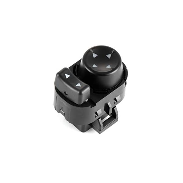 cciyu Power Mirror Switch Replacement fit for Chevy HHR 2006-2011 ...