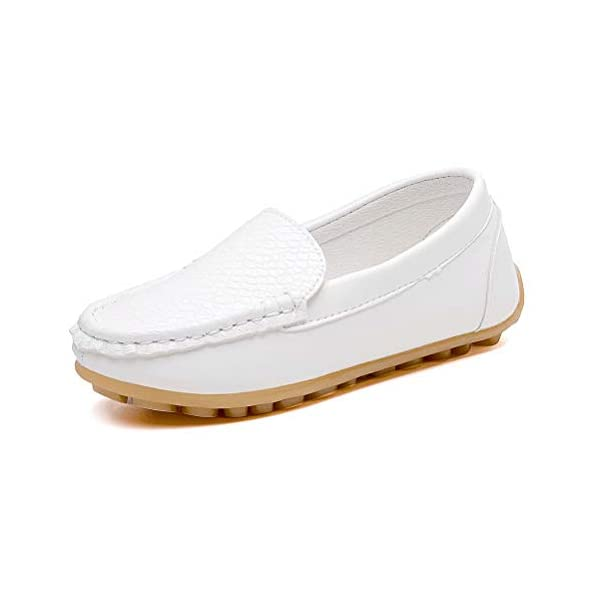 Toddler//Little Kid//Big Kid Jodano Collection Boys Classic Slip On Loafer Shoe