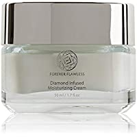 Forever Flawless Moisturizing Cream with Diamond Powder. Great as both DAY and NIGHT CREAM. For a 24/7 Optimal Hydration Level and For a Radiant, Flawless Appearance. 1.7 oz I FF19