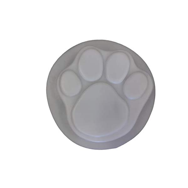 Memorial stepping stone mold poly plastic concrete plaster mould