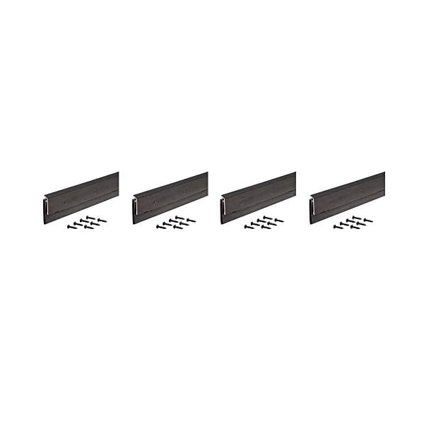 Mill M-D Building Products 68247 1-1//4-Inch EPDM 36-Inch DB006 Commercial Grade Door Sweep