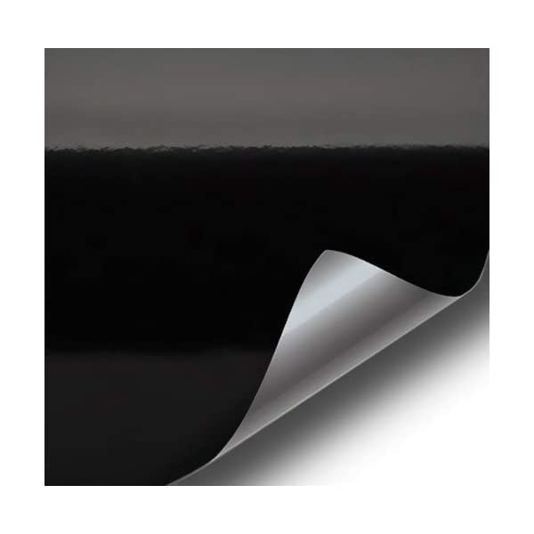 White High Gloss Realistic Paint-Like Microfinish Vinyl Wrap Roll with VViViD XPO Air Release Technology 25ft x 5ft