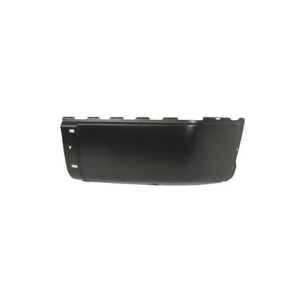 MBI AUTO GM1092192 Black Lower Front Bumper Air Deflector Valance for 2007-2013 Chevy Silverado 1500 Pickup Textured