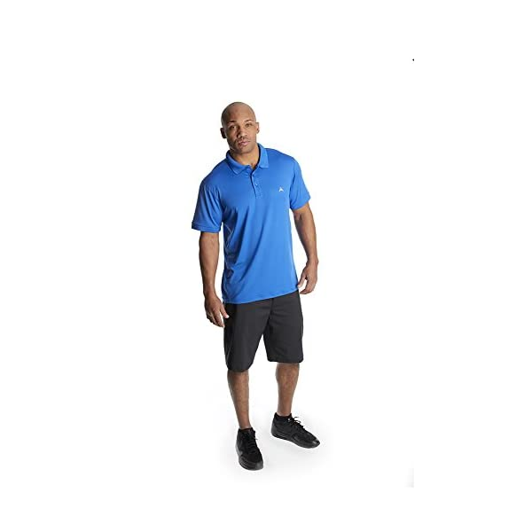 Arctic Cool Men/'s Instant Cooling Short Sleeve Polo