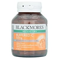 Blackmores Vitamins Buffered C 75tab.(Wealthytrade)