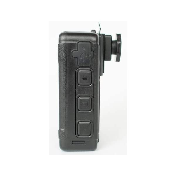 Pictured PatrolEyes klick Fast Quick Release Police Body Camera Magnet Chest Mount for PatrolEyes SC-DV7