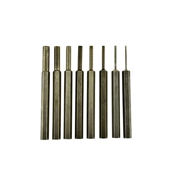 SE ST1023I Drive Pin Punches 4 PC.