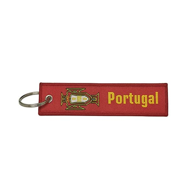Nice Tagg 1pcs White Color Worldcup Football Team England Tag Keychain Gifts For England Fans