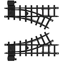 Lionel 711832  Trains - Ready to Play Left & Right Interchange Track Pack, Switch