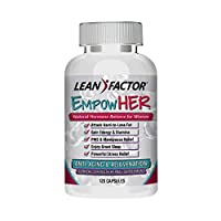 EmpowHER: The Ultimate Women's Rejuvenation Supplement - Powerful Menopause Relief & Natural Hormone Balance - Attack Belly Fat to Boost Weight Loss - Increase Energy, Improve Mood & Reduce Stress