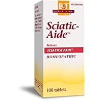 Boericke and Tafel Sciatic-Aide Tablets, 100 Count