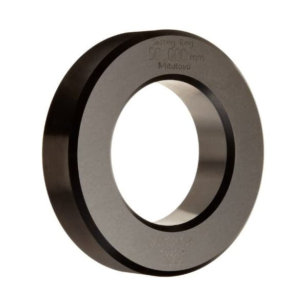 Mitutoyo 177-286 Setting Ring 20mm Size 45mm Outside Diameter 10mm Width +//-1.5Micrometer Accuracy