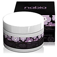 Nabia Moisturizing Face Cream with Cica, Vitamin B3, Hyaluronic Acid, Saccharomyces and natural lavender scent. Anti-Aging, Brighten, Pore Care, 1.69 Fl Oz