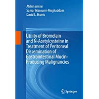Utility of Bromelain and N-Acetylcysteine in Treatment of Peritoneal Dissemination of Gastrointestinal Mucin-Producing Malignancies