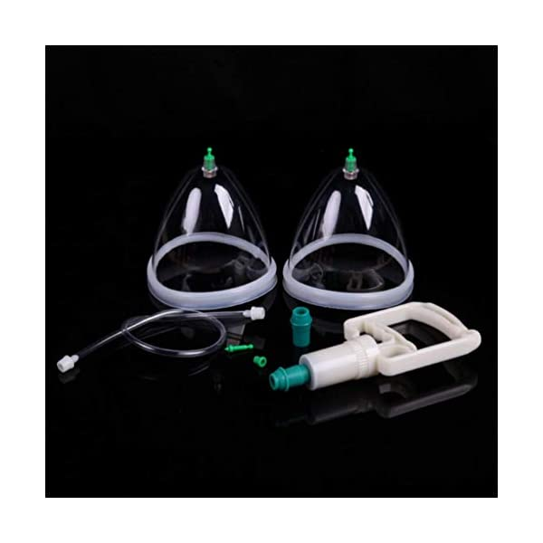 Lychee Vacuum Suction Cupping Breast Buttocks Body Firming Treatment