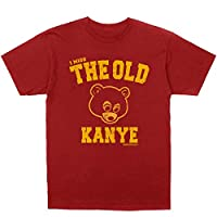 Kanye West I Miss The Old Kanye College Dropout T-Shirt + Hip-Hop Stickers