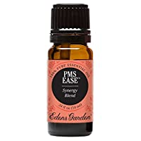 Edens Garden PMS Ease Essential Oil Synergy Blend, 100% Pure Therapeutic Grade (Highest Quality Aromatherapy Oils- Digestion & Menstrual Cramps), 10 ml