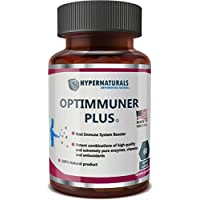 OPTIMMUNER PLUS - Immunotherapy Supplement - Real Health Improvements in People Suffering Terminal or Common Diseases, 60 caps