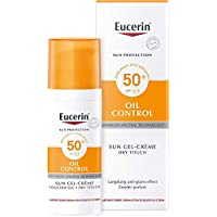 EUCERIN Sun Dry Touch Oil Control Face SPF50+ 50ml!NEW!