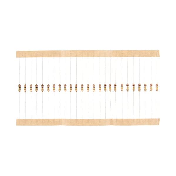 1//4 W 5/% E-Projects 10EP514120K 120k Ohm Resistors Pack of 10
