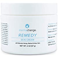 Organic Tightening and Moisturizing Retinol Skin Cream - For Face Eye and Body - Anti Aging - Night And Day Cream For Men and Women - Eczema Treatment - Great for Rashes Fine Lines (2oz) - Made by USA