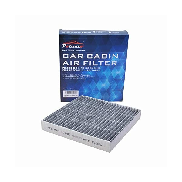 CF11182 REPLACEMENT HR-V CR-V BBO AUTO BCF11182 Premium Cabin Air Filter with Active Carbon Media CR-Z Civic Fits Honda Fit Insight