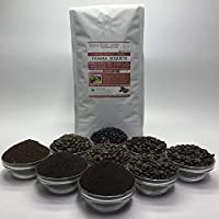 5 Pounds – Southern Central American – Panama Boquete – Roasted To Order Coffee – Order Today/We Roast Today – Choose Roast Level (Light /Blonde /Medium /Med-Dark /Dark /Italian) (Whole Bean/Ground)