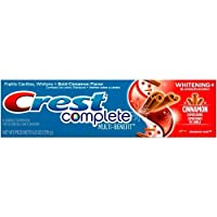 Crest Whitening Expressions Toothpaste Cinnamon Rush 6 oz. (Pack of 12)