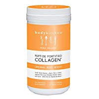 Body Kitchen - Original Body Booster Capsules- Grass-Fed Collagen - Anti-Aging Collagen with Greater Bioavailability , 180 count
