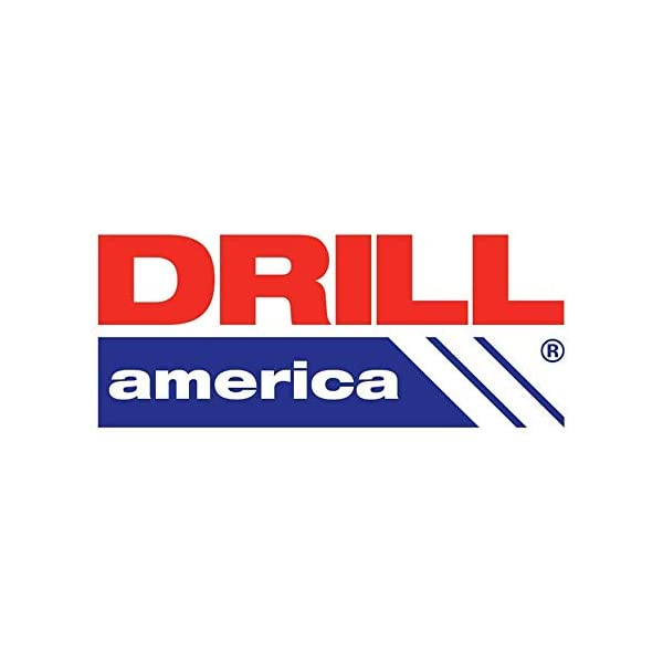 Drill America 2 High Speed Steel Straight Flute Shell Reamer DWR Series