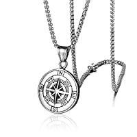 Inveroo The Commonwealth of Dominica Map Charm Pendant Necklaces Gold Color Jewelry Dominicans Gifts 45cm
