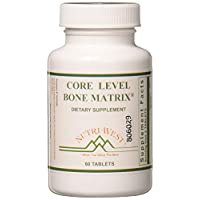 Nutri-West - Core Level Bone Matrix 60 Tablets