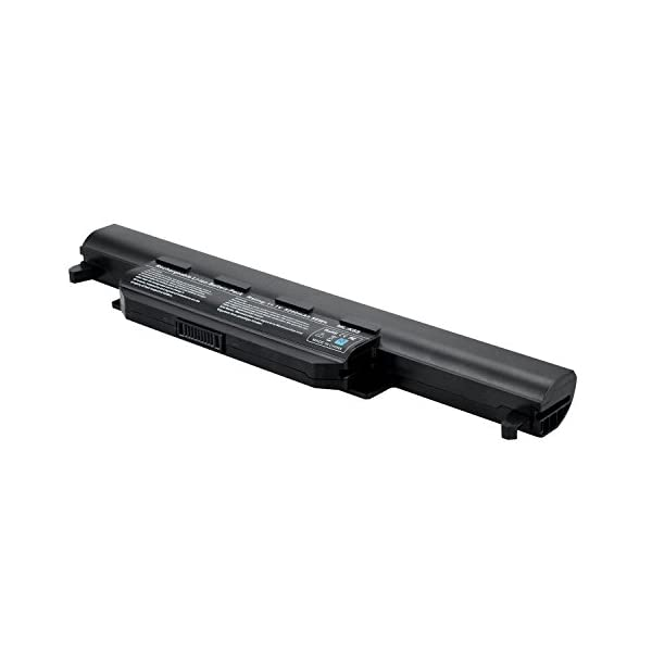 DTK A32-K55 Laptop Battery Replacement for Asus X75 X75A X75V K55 K55A R500V A45 A55 A75 K45 K75 R400 R500 R700 X45 X55 U57 A33-K55 A41-K55