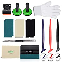 METERIO Magnet Holder 6 Pack Car Vinyl Wrap Gripper Super Strong Magnet Holder Tints Tool for Sign Vinyl Car Wrapping Window Tint