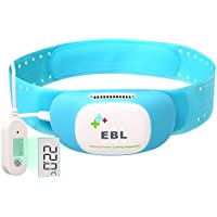 EBL Intelligent Fever Cooling Relief Cold Ice Pack Cooling Patch for Fever Reducer, Eyes Pain Relief, Migraine Headache Relief, Stress Relief, Anxiety - FDA Approved