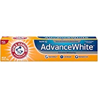 Arm & Hammer Advance White Extreme Whitening Toothpaste Clean Mint - 6 Oz- Pack of 9