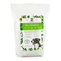 Dr. Harvey's Veg-to-Bowl Pre-Mix Dog Food, Grain Free for a Whole Food Diet (5 pounds)