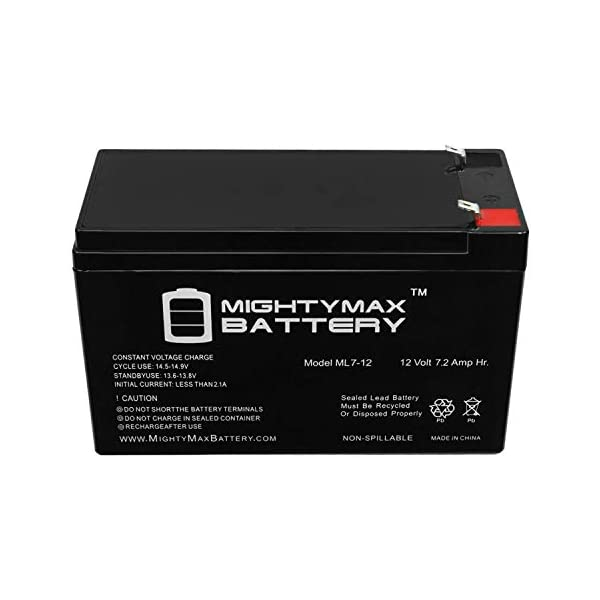 UPSBatteryCenter Battery Pack Compatible Replacement for APC Back-UPS XS 1000 BX1000