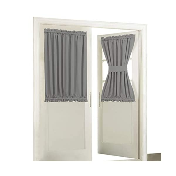 Curtain Rods For Metal French Doors