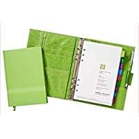 Cancer Treatment Planner & Journal - Cancer Gift Set Helping Cancer Patients Navigate The Chaos of Cancer Treatment from Diagnosis Through Survivorship. 2 Piece, Green